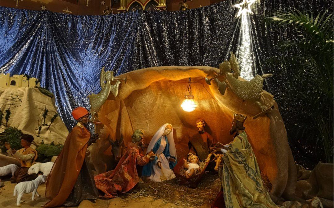 Horaires messes de Noël et Nouvel An