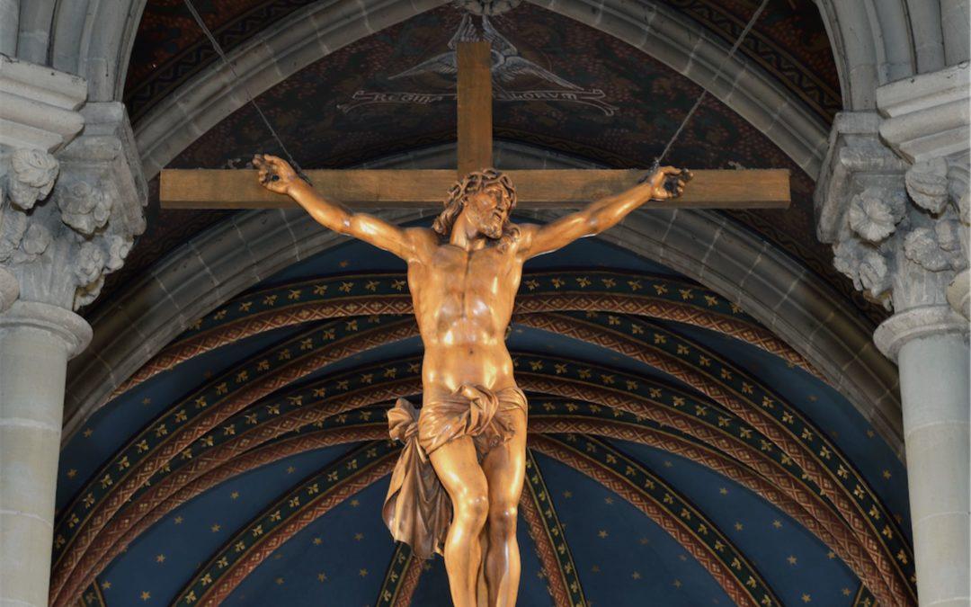 La Croix Glorieuse – messe solennelle lundi 14 septembre à 18h30