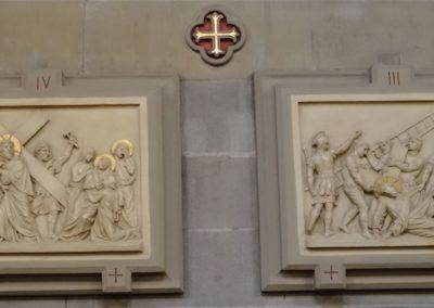 2 stations du chemin de Croix