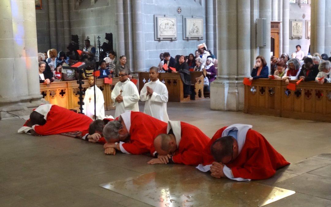 Messes des Rameaux du 14 avril, Jeudi Saint, Vendredi Saint, Vigile Pascale et Pâques le 21 avril 2019