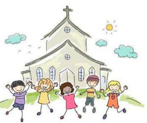 Samedi 25 mai – Fête de fin d'année pour les enfants du catéchisme de l'UP