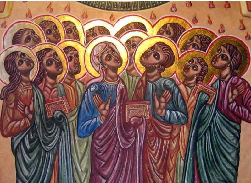 Lundi de Pentecôte – horaires messes