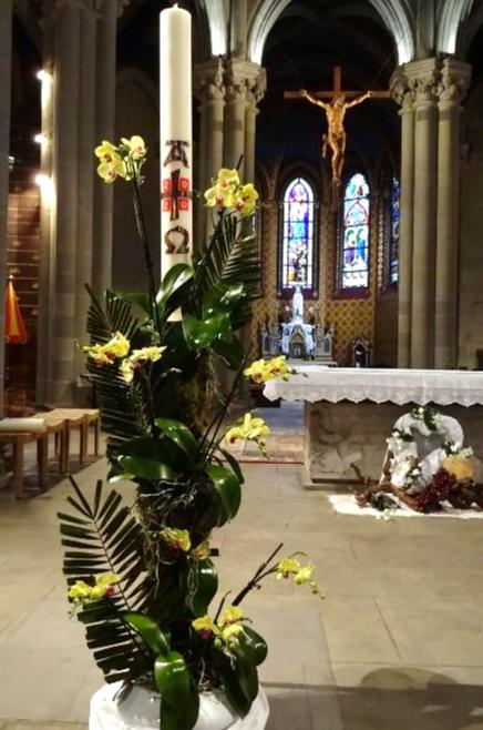 Belles fêtes de la Semaine Sainte et de Pâques