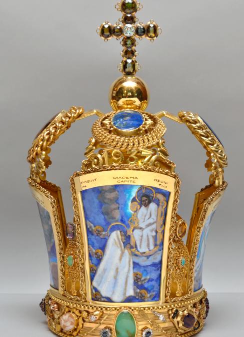 MESSE SOLENNELLE et CONCERT Mardi 8 septembre à 18h30 :  Fête de Nativité de la Vierge et 160e anniversaire intronisation statue de Notre-Dame