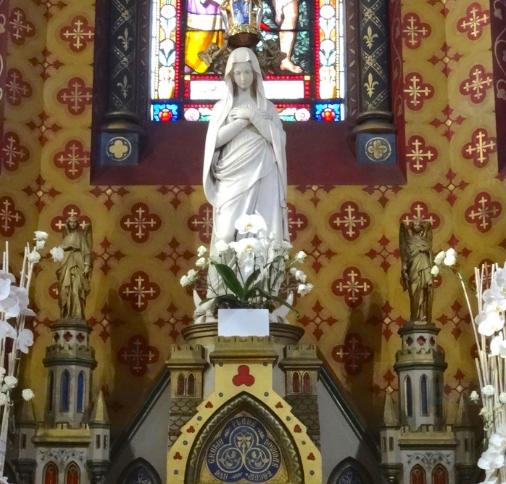Notre-Dame du Rosaire – messe solennelle mercredi 7 octobre à 18h30