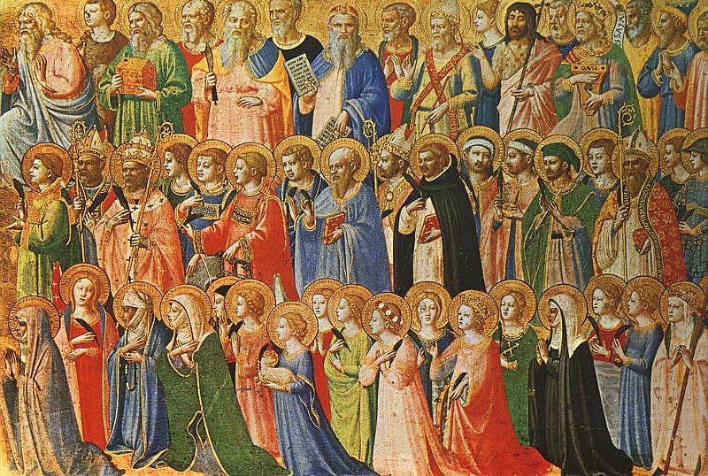 Messes de la Toussaint et Commémoration des fidèles défunts