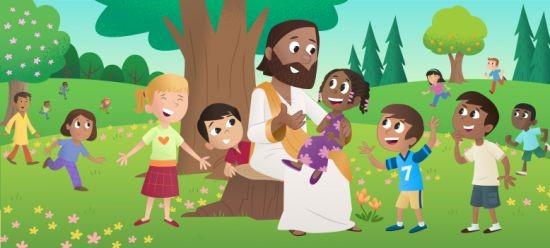 SUSPENDU – Animations pour les enfants pendant la messe