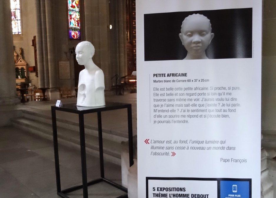 """Retour sur l'exposition """"l'Homme debout"""""""