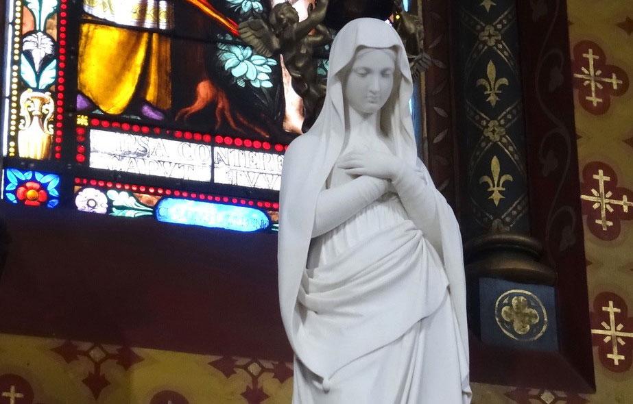 ASSOMPTION DE LA VIERGE MARIE – dimanche 15 août