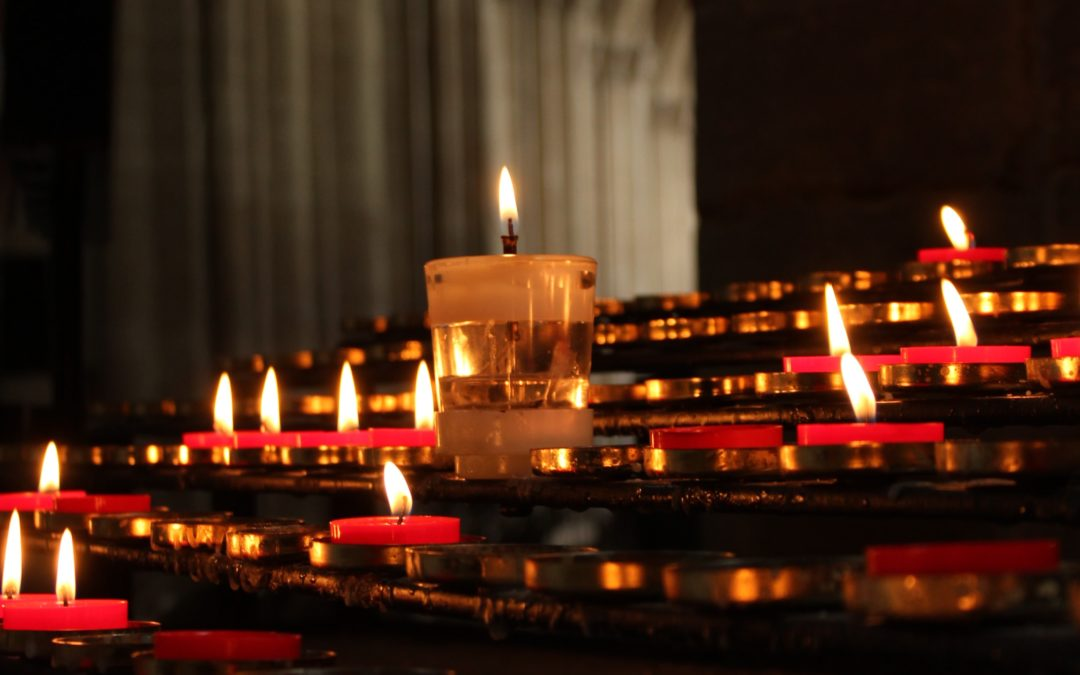 Commémoration des fidèles défunts : messe du mardi 2 novembre 2021 à 18h30
